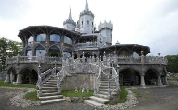 Fairytale Castle for sale 450 Brickyard Rd Woodstock, CT
