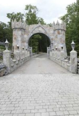 Fairytale Castle in Connecticut For Sale
