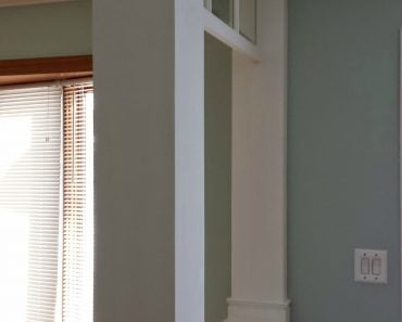 Housekaboodle DIY Entryway 2