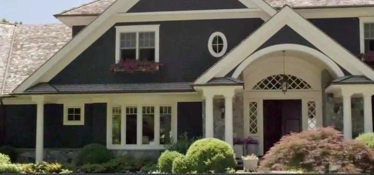 Showtime's The Affair - The Butler's estate home
