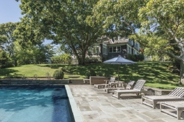 Montauk house for sale - pool