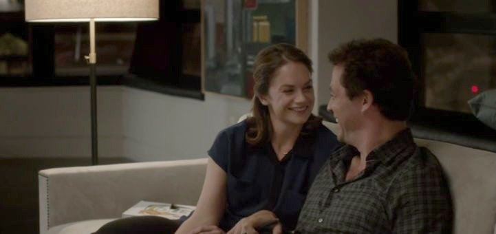 Noah and Alison in NYC The Affair episode 10 season one screenshot