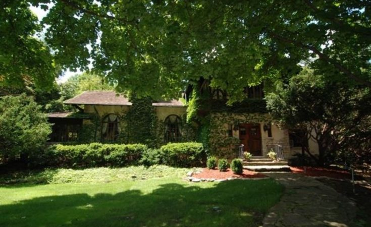 Oh Deer! A Fearfully Charming Stone Cottage For Sale