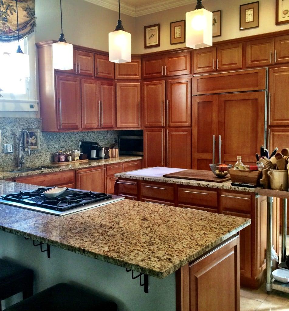 Happy Home Tour - A Pleasant House - Kitchen