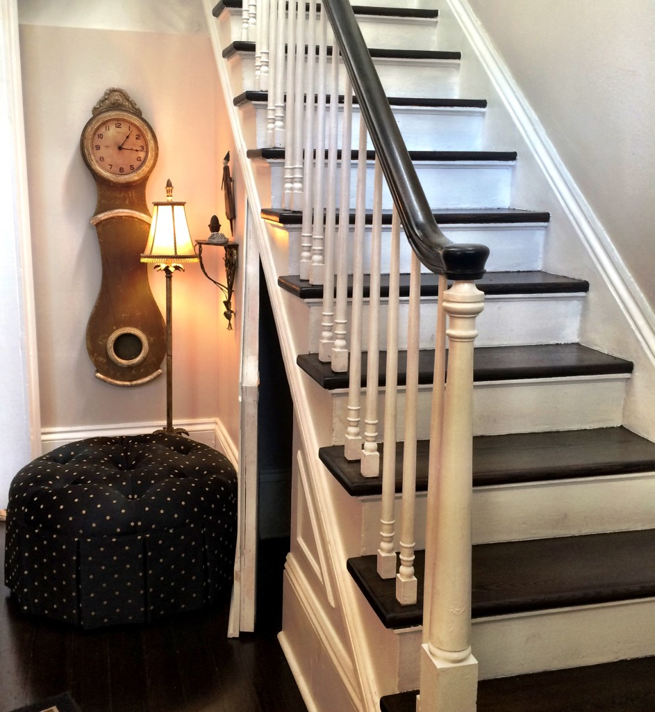 stairway storage created by A Pleasant House
