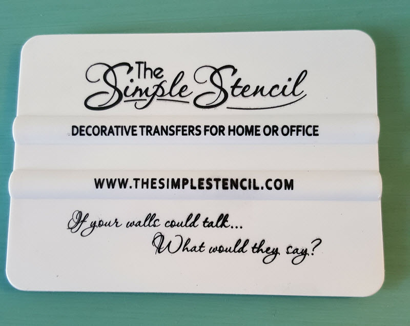 The Simple Stencil tool