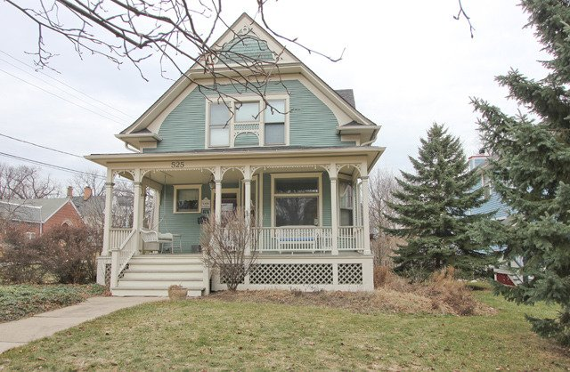 House Hunting? This is such a charming home for sale plus it's a historic landmark