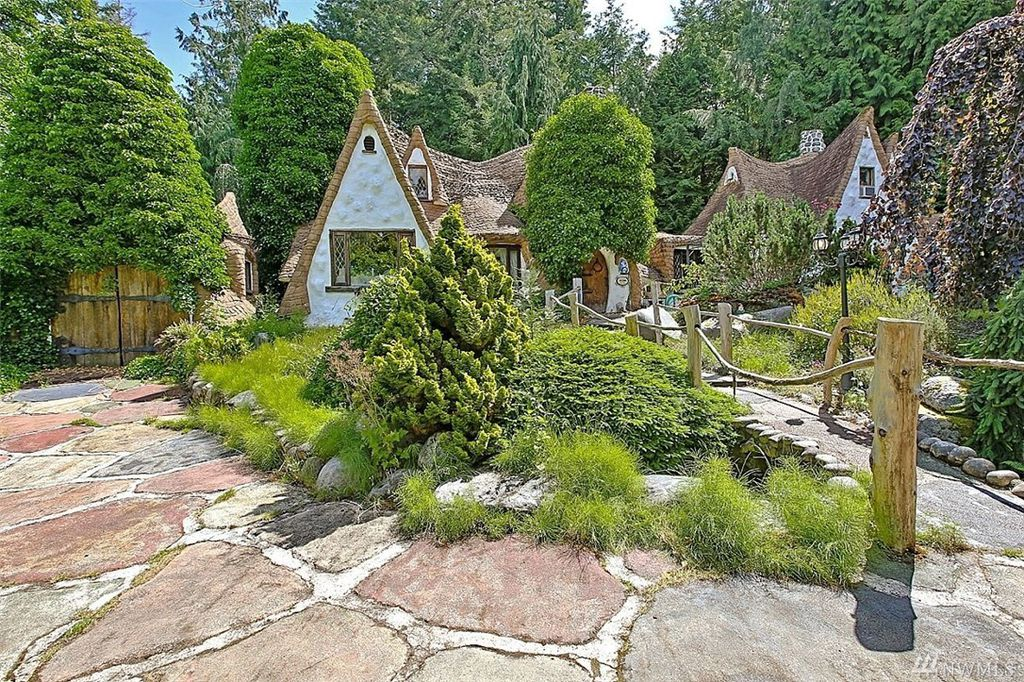A Disney Storybook home fairytale come to life - Snow White's Cottage