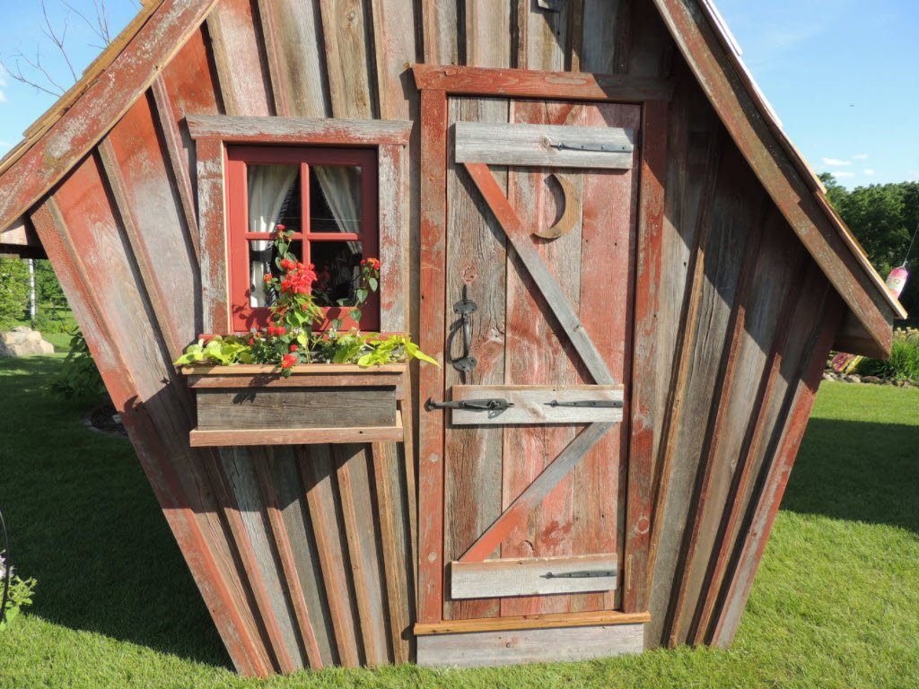 Rickety Shack - by The Rustic Way via Houzz
