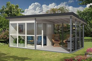 Buy This Amazon Guest House For Your Backyard