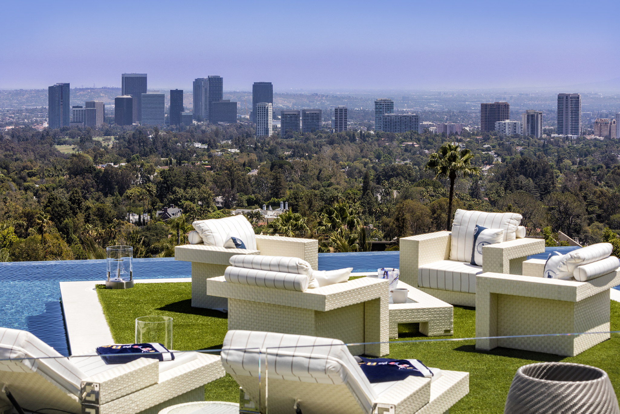 America's Most Expensive Home MasterDeckView