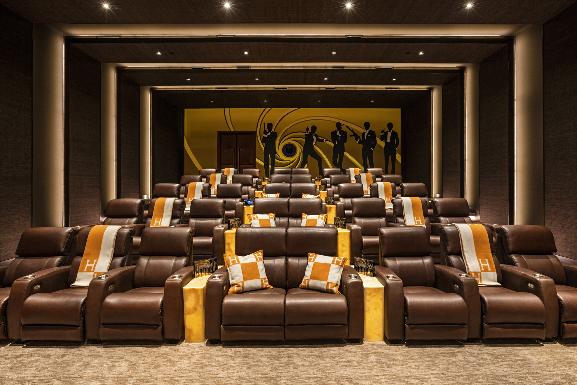 America's Most Expensive Home -MovieTheater-