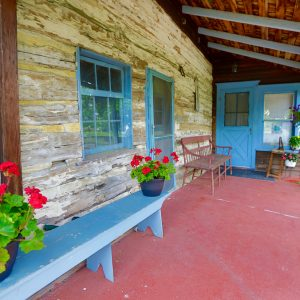 America's Oldest Log Cabin For Sale