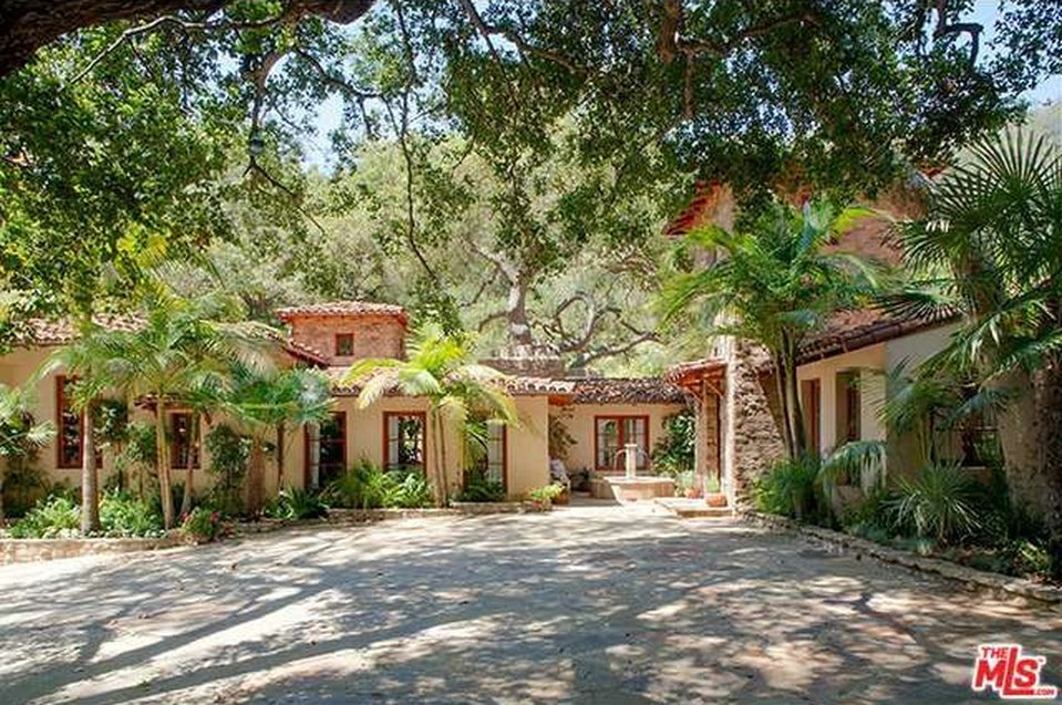 Bea Arthur Estate for sale 2000 Old Orchard Rd Breantwood, CA