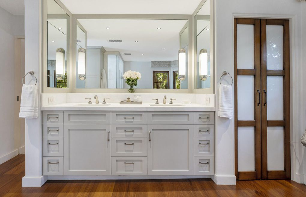 Bathroom - Jeff Bridges Montecito Ca home for sale