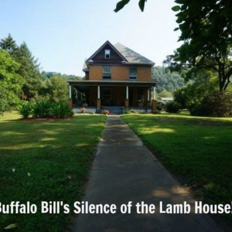 Silence of the Lambs House For Sale