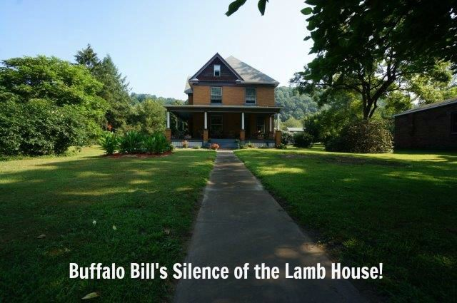 Buffalo Bill's Silence of the Lambs house in Perryopolis PA is for sale