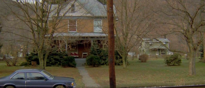 Buffalo Bill's house in Silence of the Lamb movie 2 - Netflix