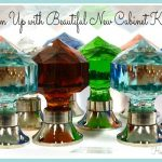 Glam Up With Beautiful New Cabinet Knobs