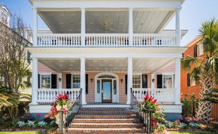 Charleston SC Plantation House For sale