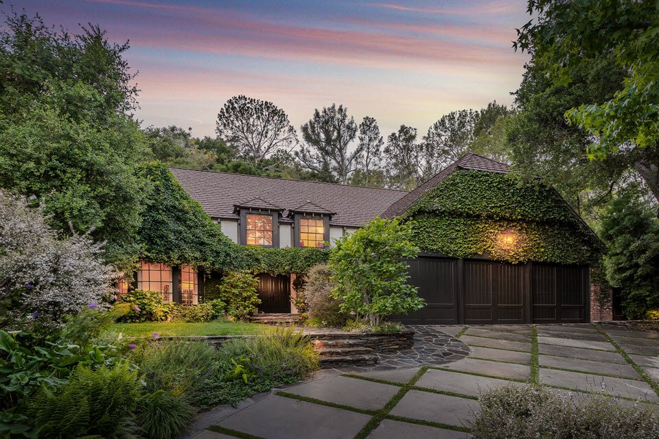 English Country Home For Sale In California Is Charming