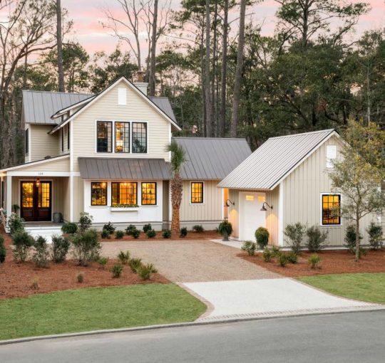 Charming Farmhouse HGTV Smart Home 2018