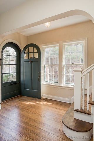 Charming Tudor home with fairy tale arched front door - Keller Williams Realty