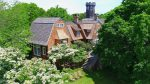 Christie Brinkley's Whimsical Hamptons Tower Hill Home