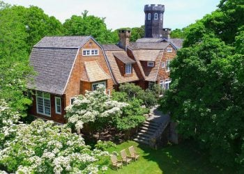 Christie Brinkley Selling Hamptons Tower Hill