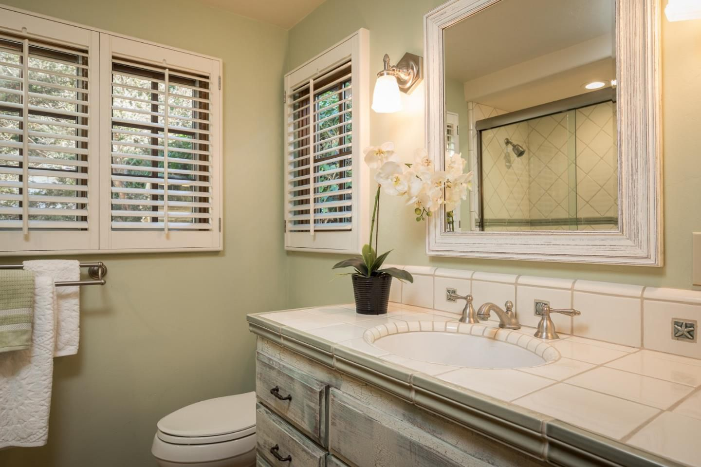Classic Board and Batten Cottage in Carmel-by-the-Sea for sale- Bedroom - 2nd Bath
