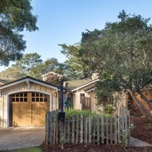 a classic board and batten cottage in carmel by the sea - Cottage Houses Photos