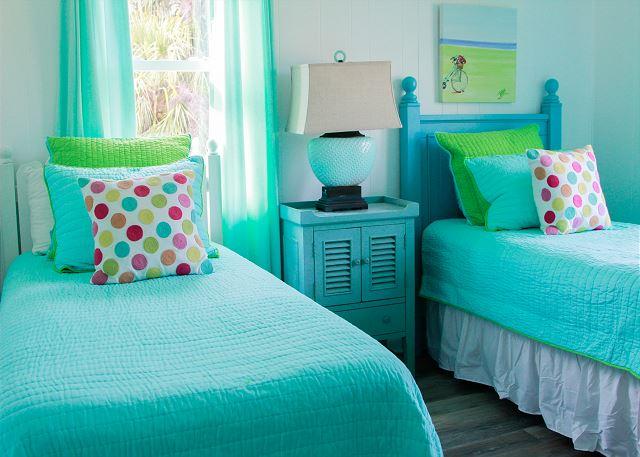 Coastal Joy Cottage Mermaid Cottages Turquoise Bedroom Decor