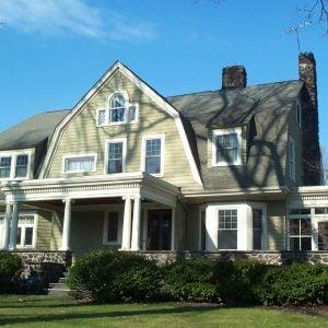 Colonial in Westfield NJ for sale is the Watcher house 2