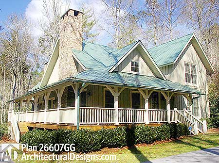 11 cottage house plans to love Cottage home plans