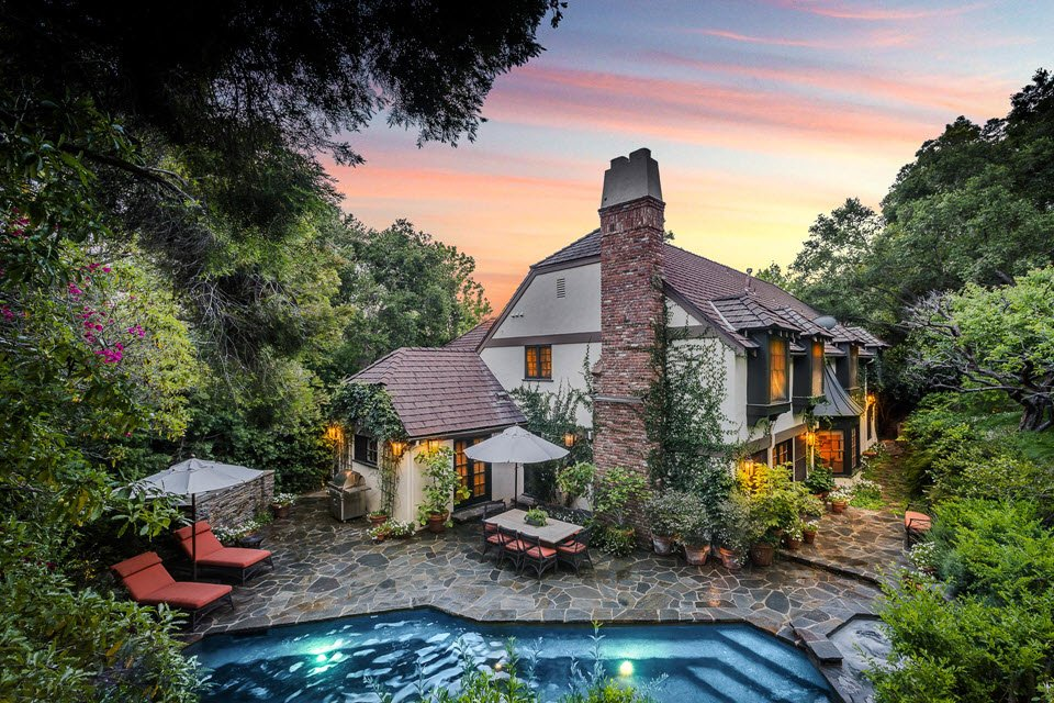 Country English home for sale in Los Angeles Ca