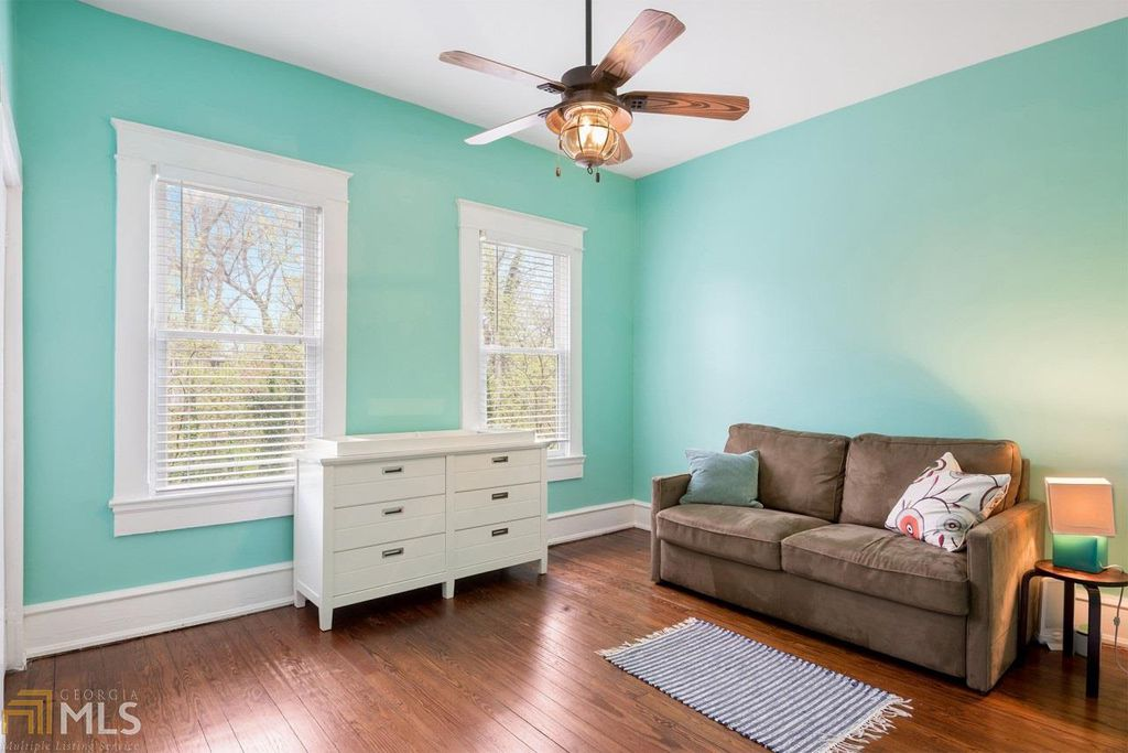 Craftsman Bungalow for sale in Atlanta GA - Bedroom