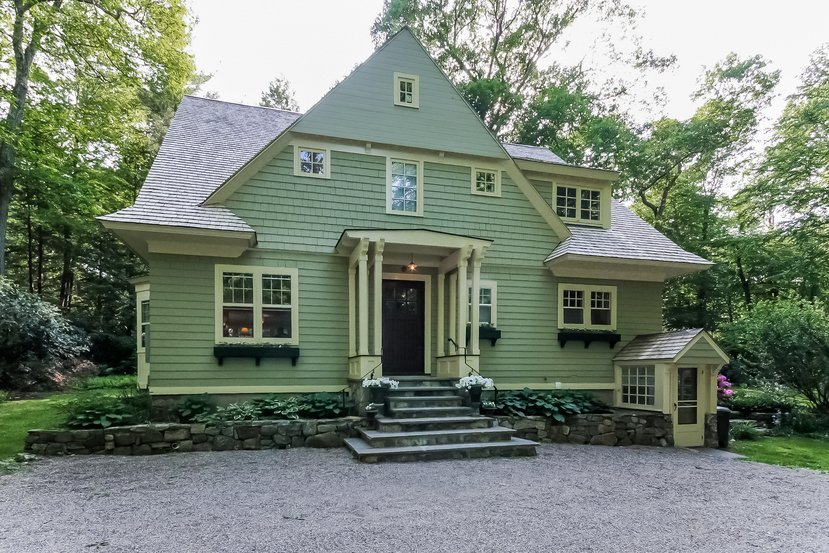 Craftsman Colonial for sale in Connecticut