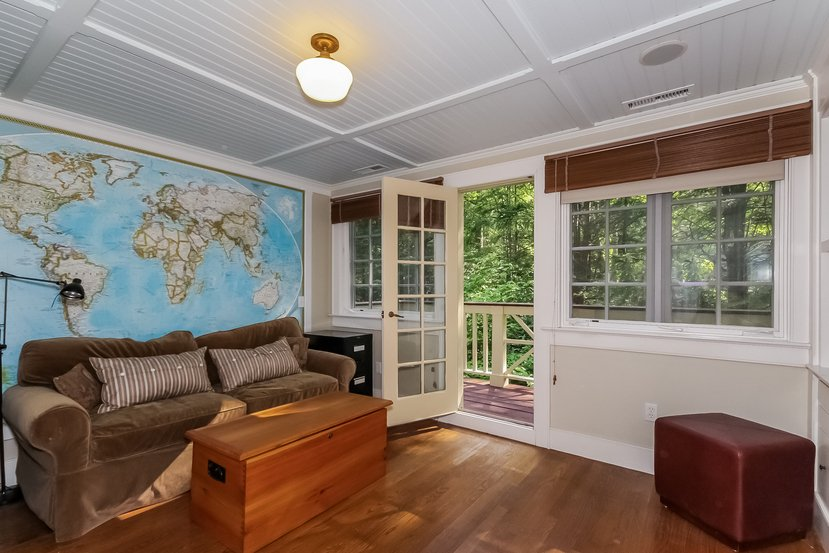 Craftsman Colonial in Connecticut for sale - Office