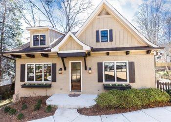 Darling Bungalow For Sale - 279 Lakeview Ave NE Atlanta GA