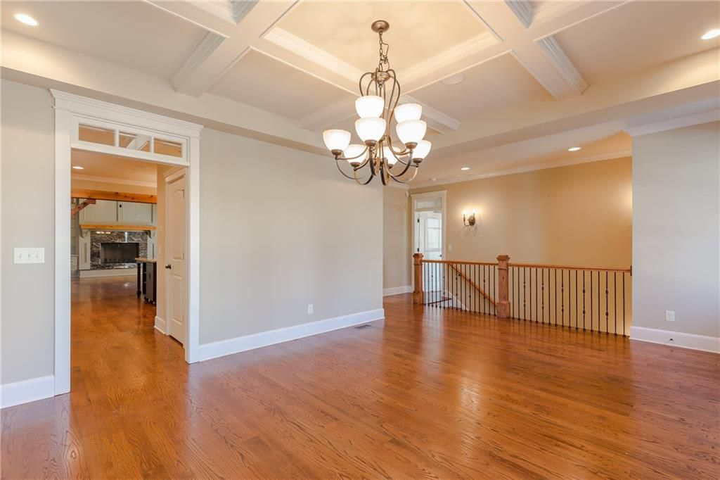 Craftsman Home For Sale in Atlanta GA 279 Lakeview Ave NE has 4 beds, 6 baths