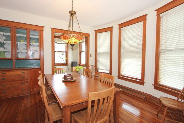 Dining Room 525 Forest Ave Glen Ellyn IL home for sale