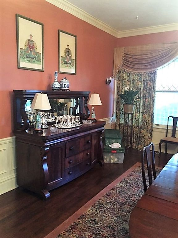 Dining Room Skeeter's house in Greenwood MS for sale