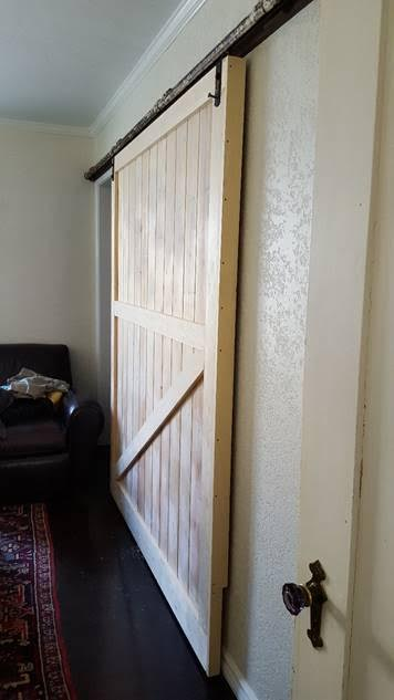Do it yourself barn door