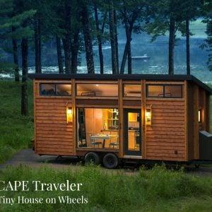 ESCAPE Traveler Tiny House on Wheels