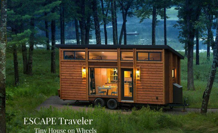 Escape Traveler - Tiny House On Wheels