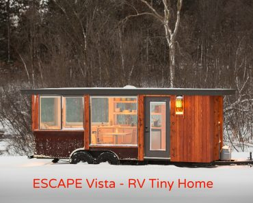 ESCAPE Vista - RV Tiny Home