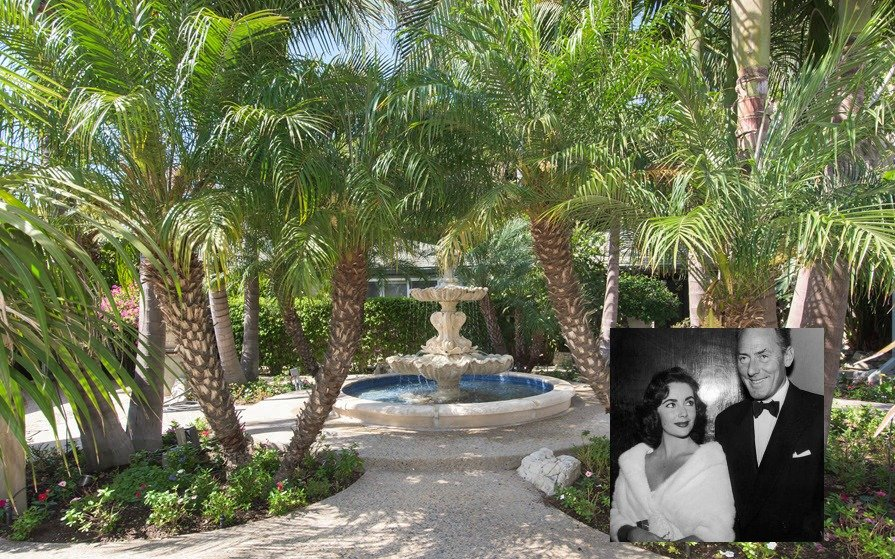 It's an icon! See the former Elizabeth Taylor Home that's avail for the first time in 20 years.