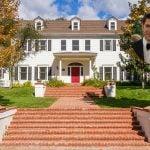 Emily Blunt and John Krasinski Colonial Home For Sale