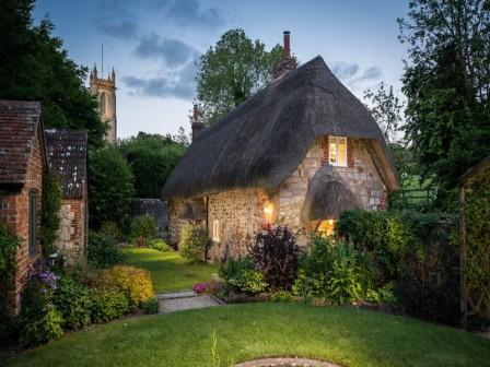 Faerie Door Cottage - A Magical Storybook Home