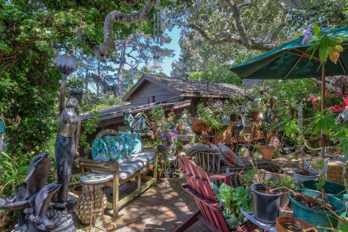 Carmel fairytale cottage for sale